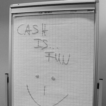 Cash is fun