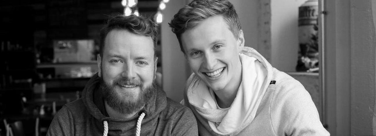 Florian Pachaly und Fabian Eckert
